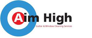 AIM HIGH LTD, Gutter & Window Cleaning Services